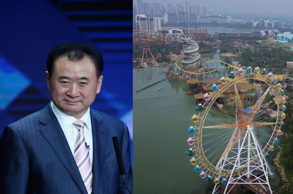 Wang Jianlin: China's richest man buying up the world