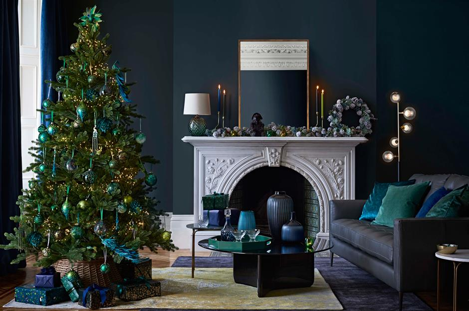 John Lewis Christmas Decorations.Christmas Tree Decorating Ideas For Every Style And Budget