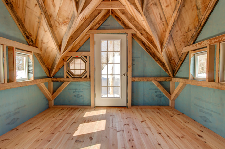 Flat-pack tiny homes you can build in a flash | loveproperty com