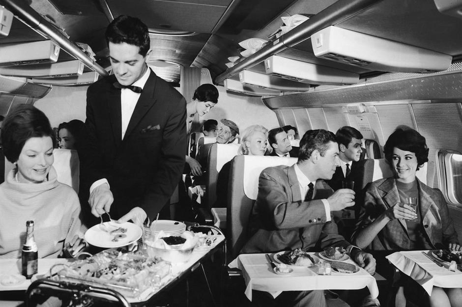 How air travel has changed in every decade from the 1920s ...