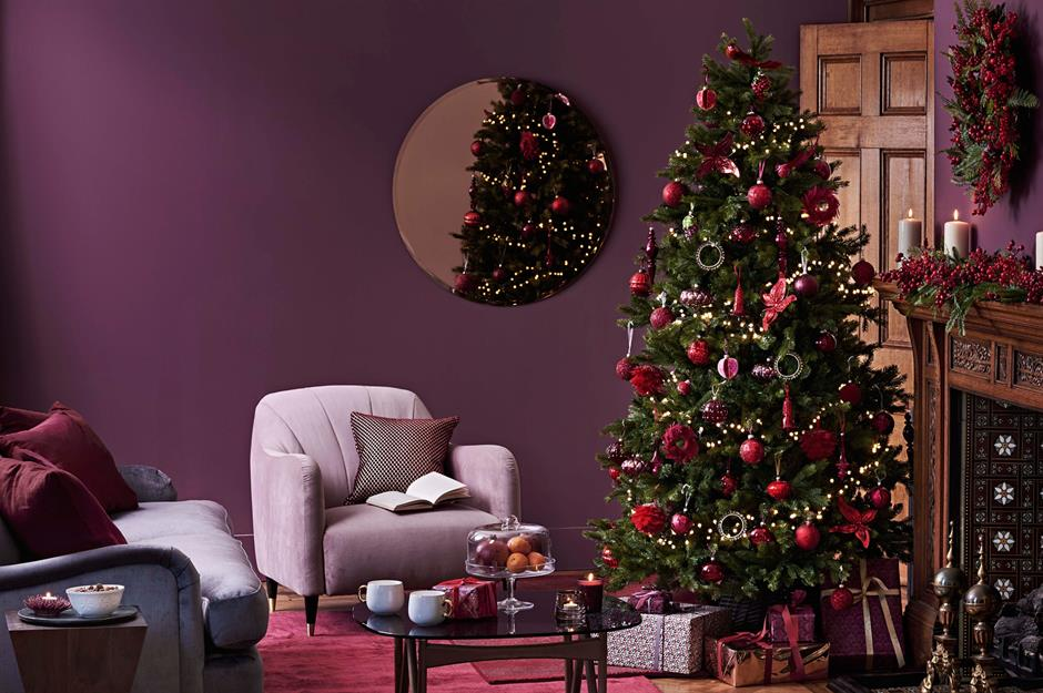 John Lewis Christmas Tree Themes.Christmas Tree Decorating Ideas For Every Style And Budget