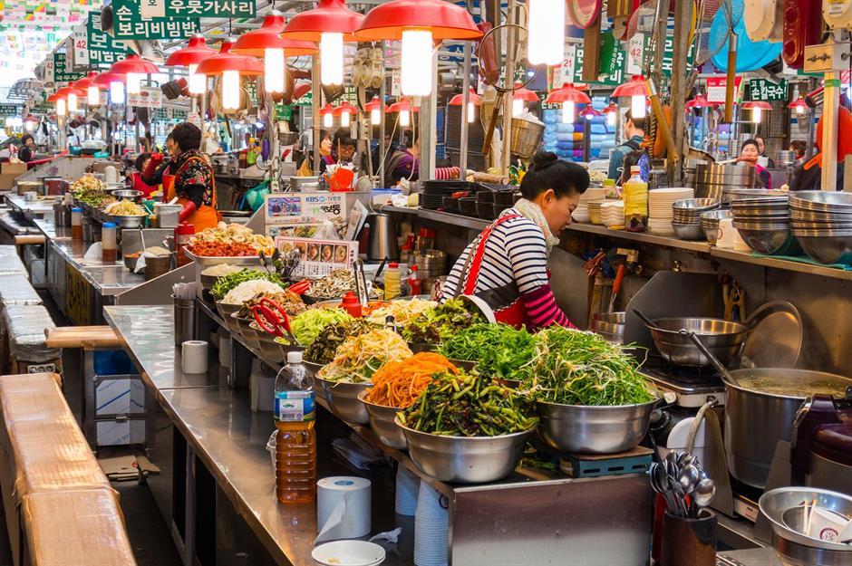 Ranked The 50 Best Food Cities Of 2019 Loveexploring Com