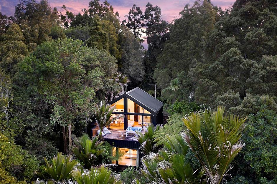 10 Gorgeous Homes Hidden Inside Forests Loveproperty Com
