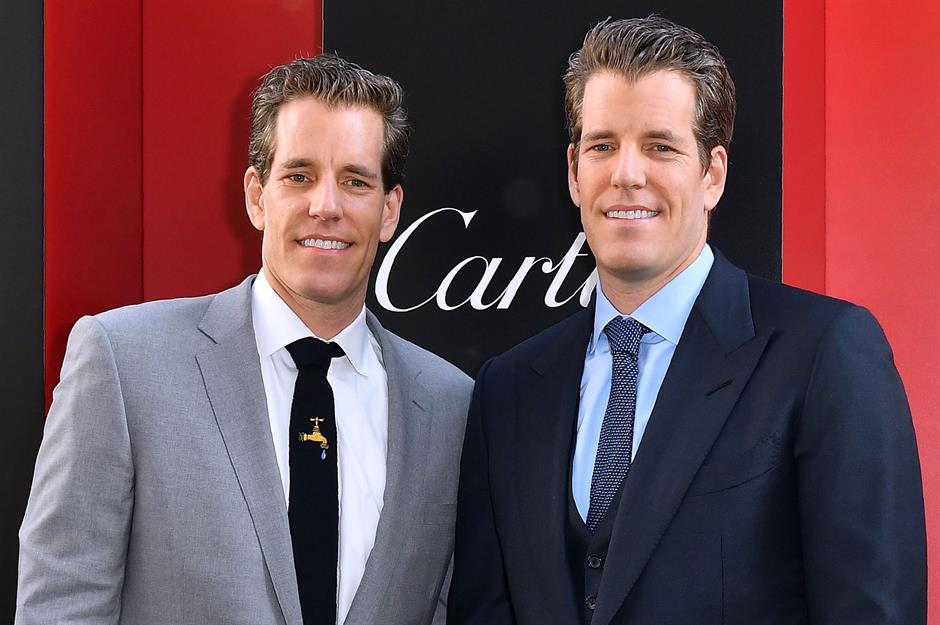 Winklevoss twins own bitcoins buy binary options review uk ford