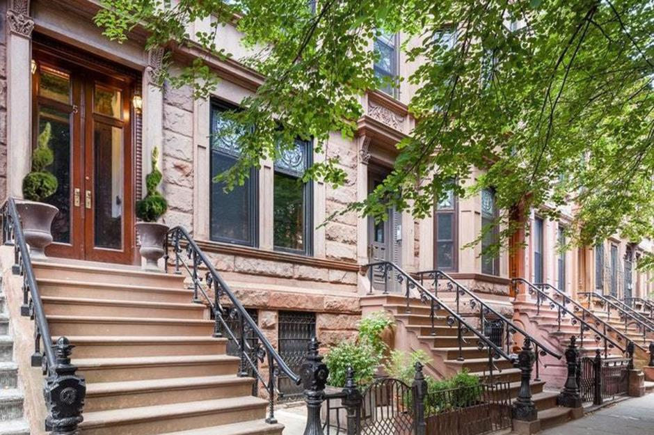 Classic New York City brownstones | loveproperty.com