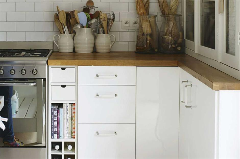 small kitchen storage ideas ikea gallery | Space-saving ideas for small kitchens | loveproperty.com