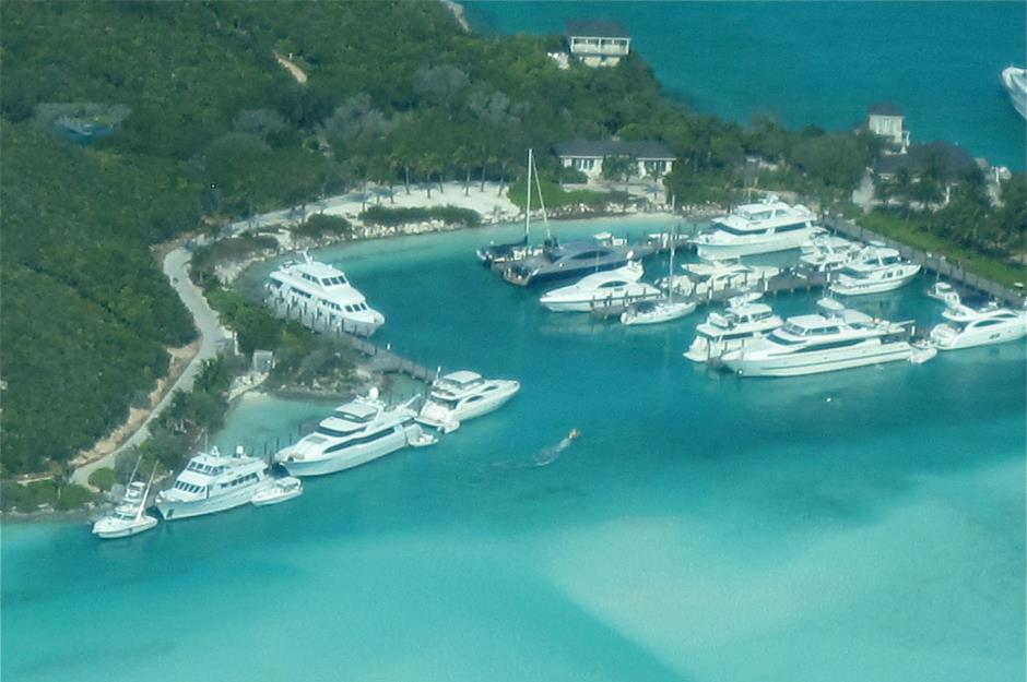 Pristine private island hideaways owned by billionaires