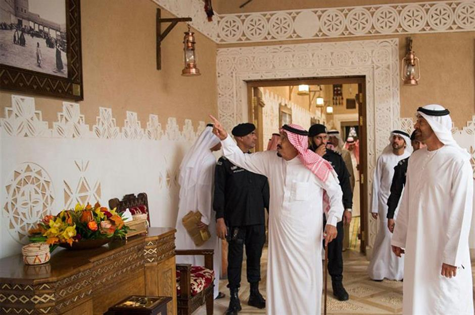 Secrets of the Saudi royal family's incredible homes