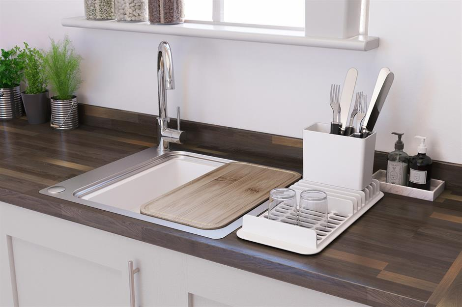 Space-saving Ideas For Small Kitchens