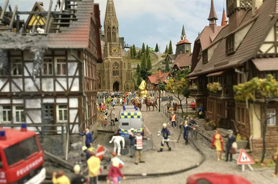 Miniature wonders: the world's most adorable model villages