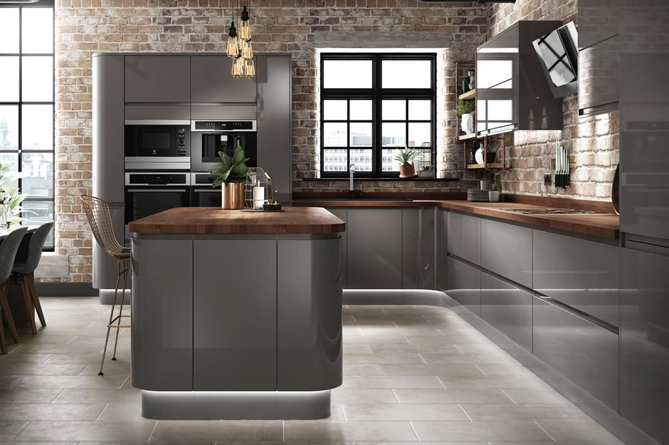Dark Kitchens Black Navy And Dark Grey Kitchen Ideas