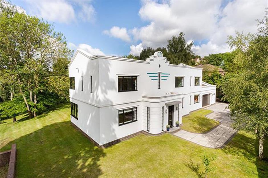 Amazing Art Deco houses for sale | loveproperty com