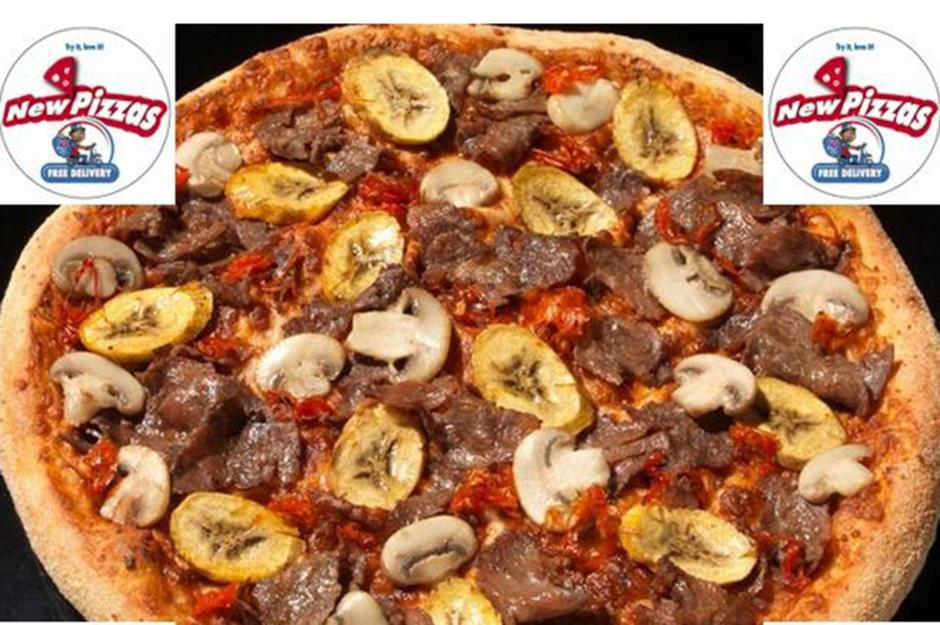 Domino S Pizzas You Won T Believe From Around The World