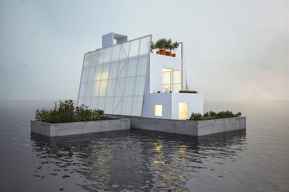 Phenomenal These Floating Tiny Homes Will Set You Free Loveproperty Com Download Free Architecture Designs Intelgarnamadebymaigaardcom