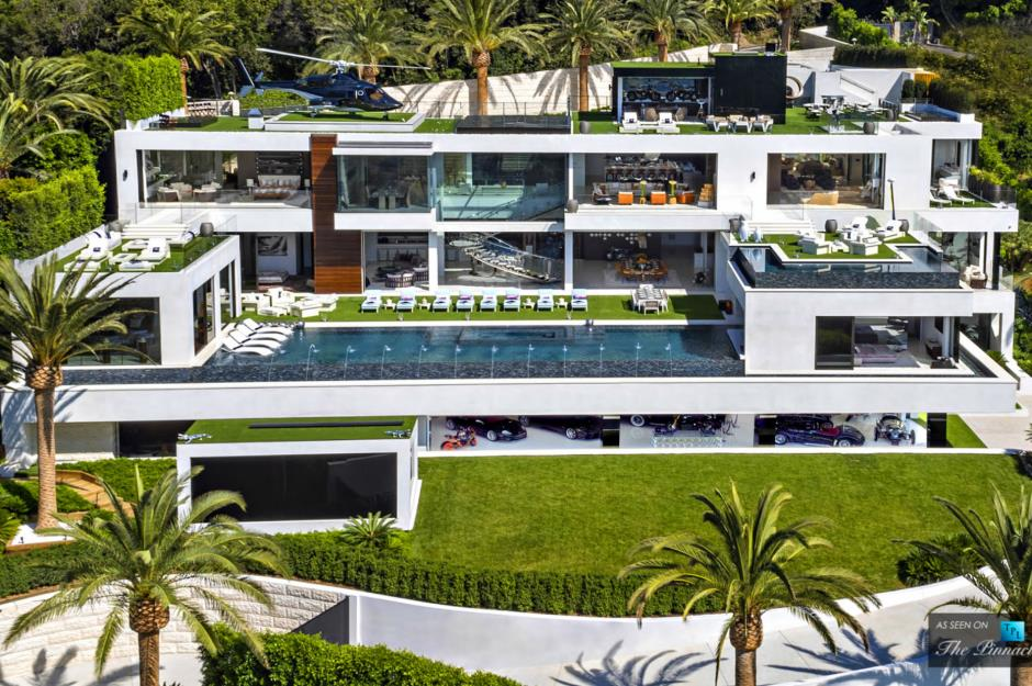 Inside The Most Expensive House In America