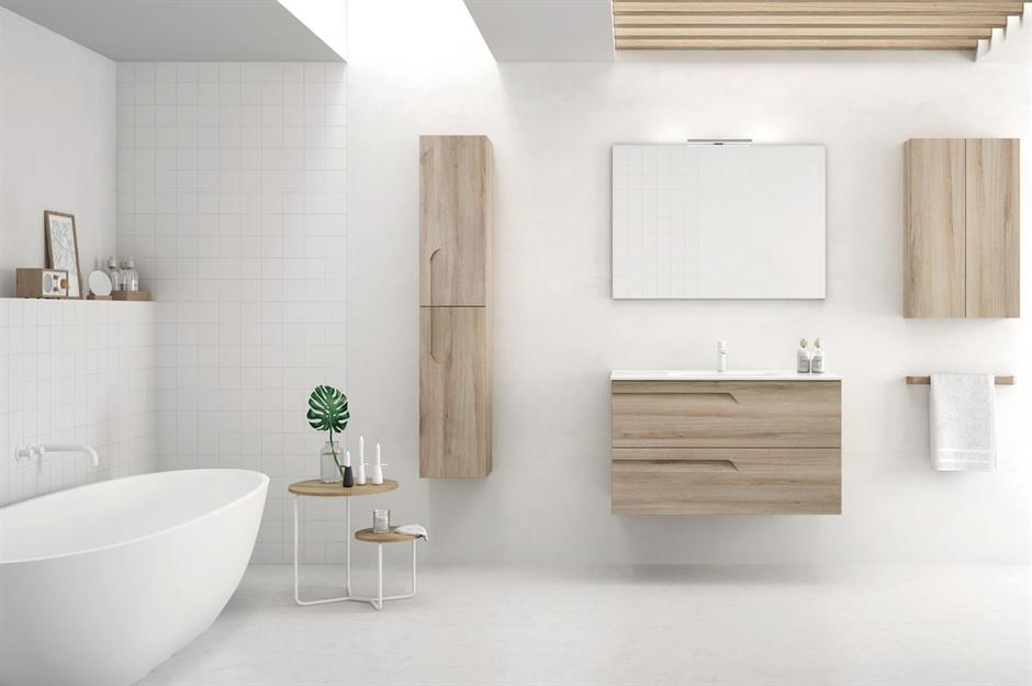 White Bathroom Ideas That Are Far From Boring