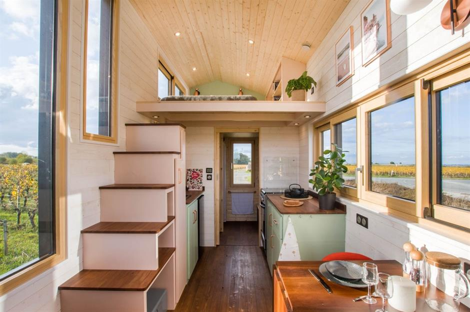 Brilliant New Tiny Homes That Could Simplify Your Life Loveproperty Com