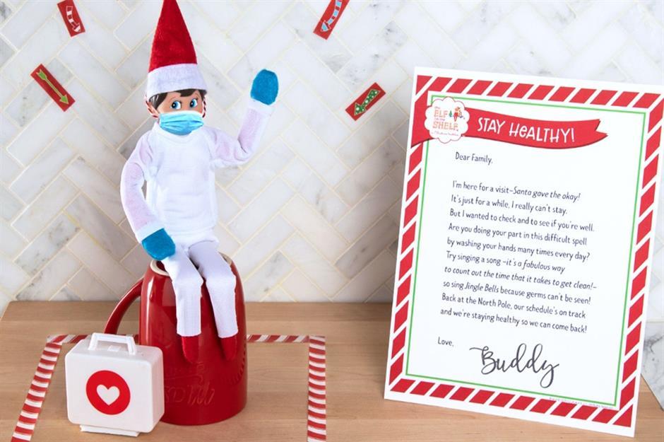 The Best Elf On The Shelf Ideas Loveproperty Com F c f dear winter, i hope you talk to girls. the best elf on the shelf ideas