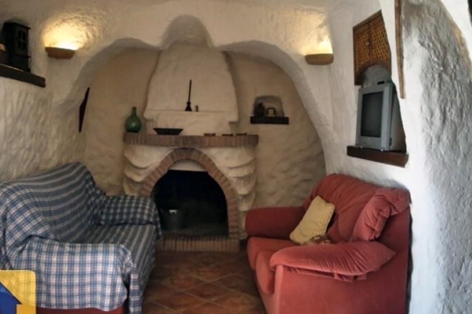Huescar Cave Home, Spain