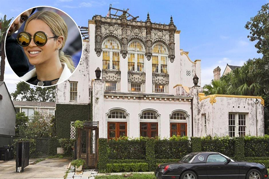 Celebrity Property Portfolios The Incredible Homes Of The Rich And