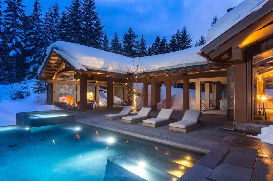 5 Ultra Luxurious Log Cabins You Ll Want To Escape To