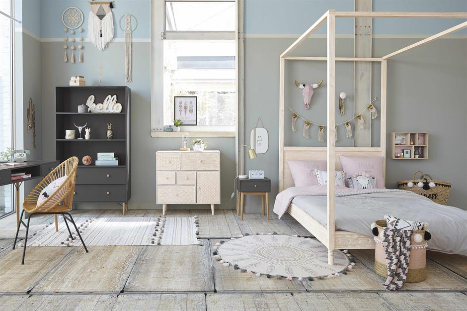 amusing green gray bedroom ideas kids | Teenage bedroom ideas your kids can't help but love ...