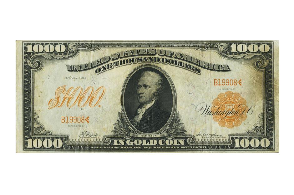 The Worlds Most Valuable Rare Notes Lovemoney