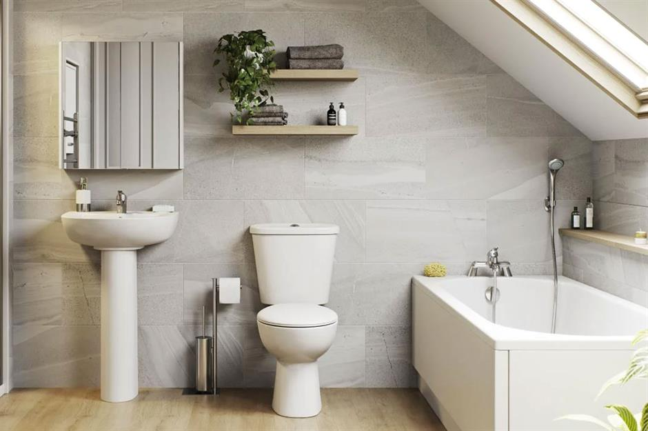 61 Budget Bathroom Ideas To Freshen Up Your E Loveproperty