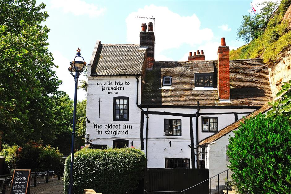 The world's most historic inns, bars and taverns | lovefood com