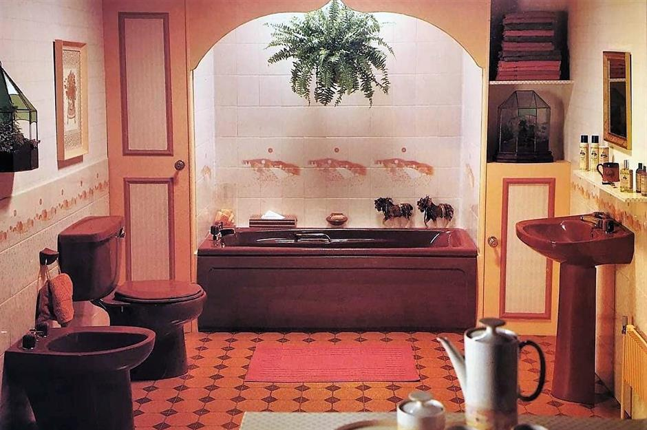 Amazing Vintage Bathrooms From The Last 100 Years Loveproperty Com