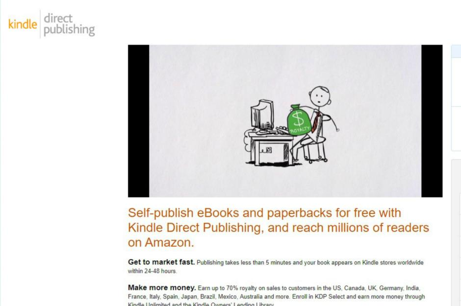 Kindle Millionaires The People Who Wrote Themselves A