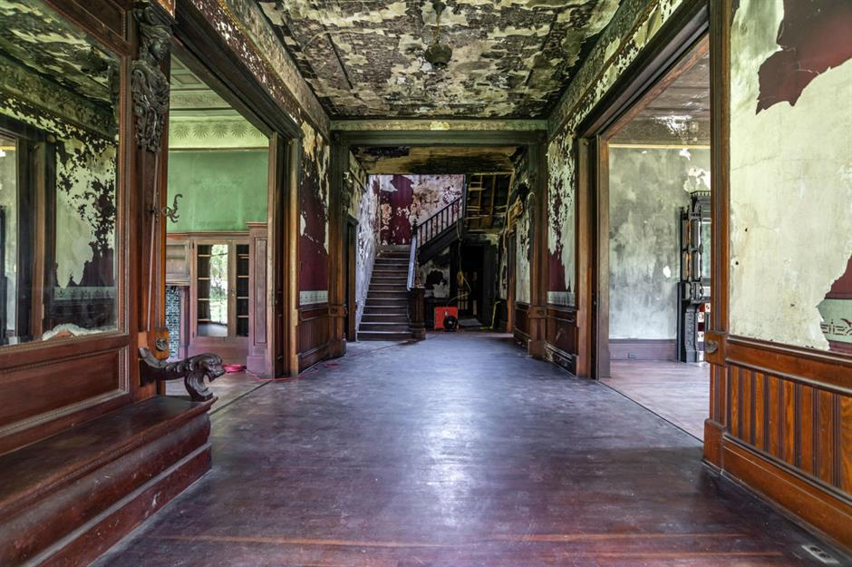 Abandoned buildings for sale that you can actually buy