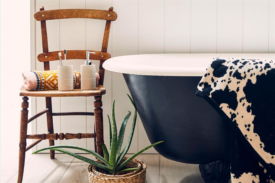 53 Budget Bathroom Ideas To Freshen Up Your Space