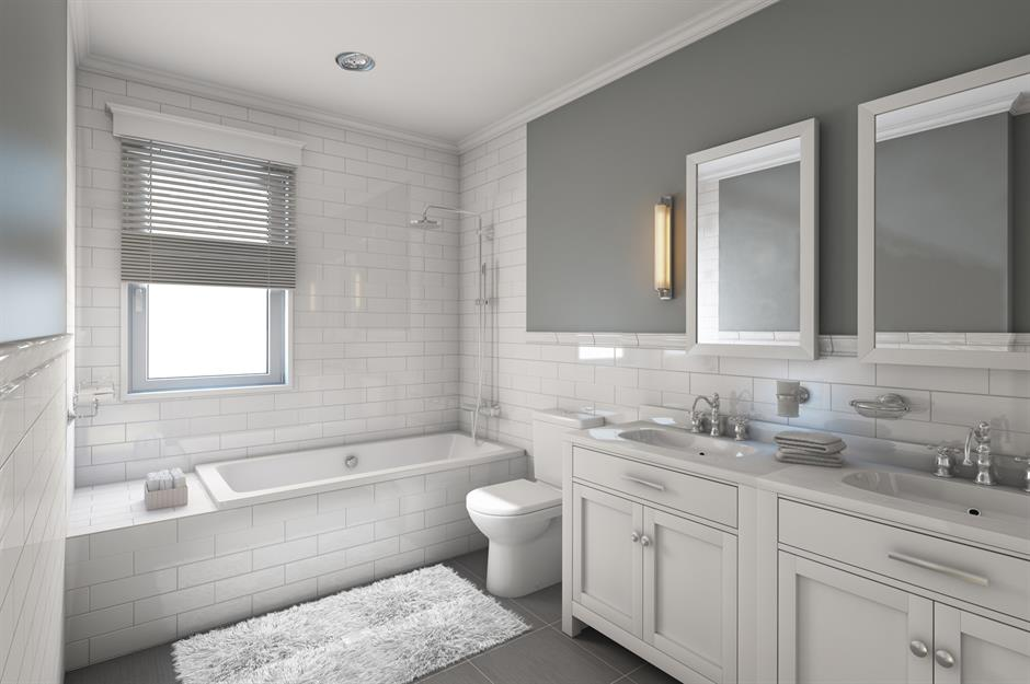 Magnificent White Bathroom Ideas That Are Far From Boring Loveproperty Com Download Free Architecture Designs Crovemadebymaigaardcom