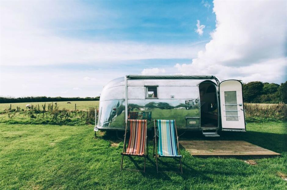 The best places to stay in the world's coolest trailers