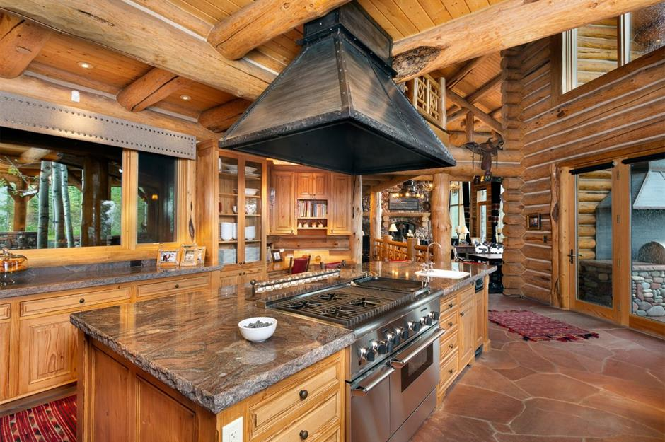 9 Luxury Log Cabins For Sale You Ll Want To Escape Loveproperty Com