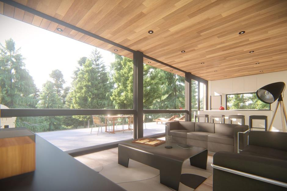 Micro Mansions Luxury Living Gets Downsized