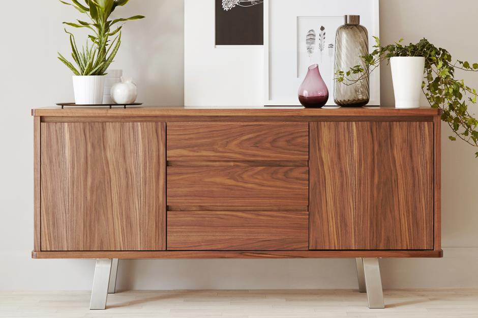 Furniture trend Farmhouse Walnut Furniture Loveproperty The Top Interiors Trends To Look Out For In 2018 Lovepropertycom