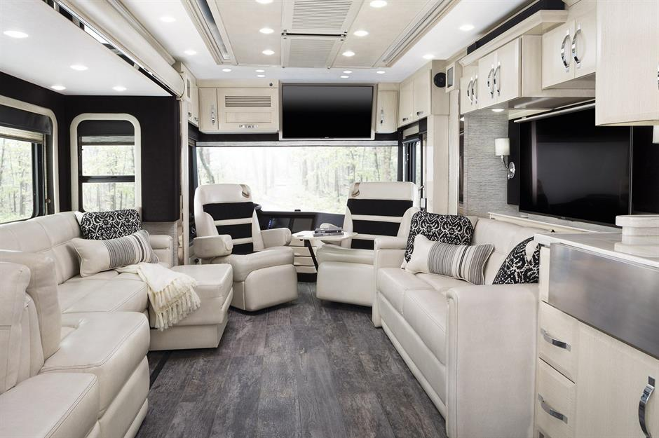 Most Expensive Luxury Motorhomes Home