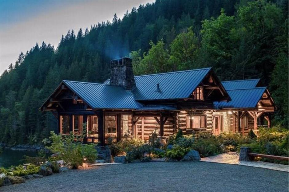 15 unique woodland homes you'll want to hibernate in | loveproperty com