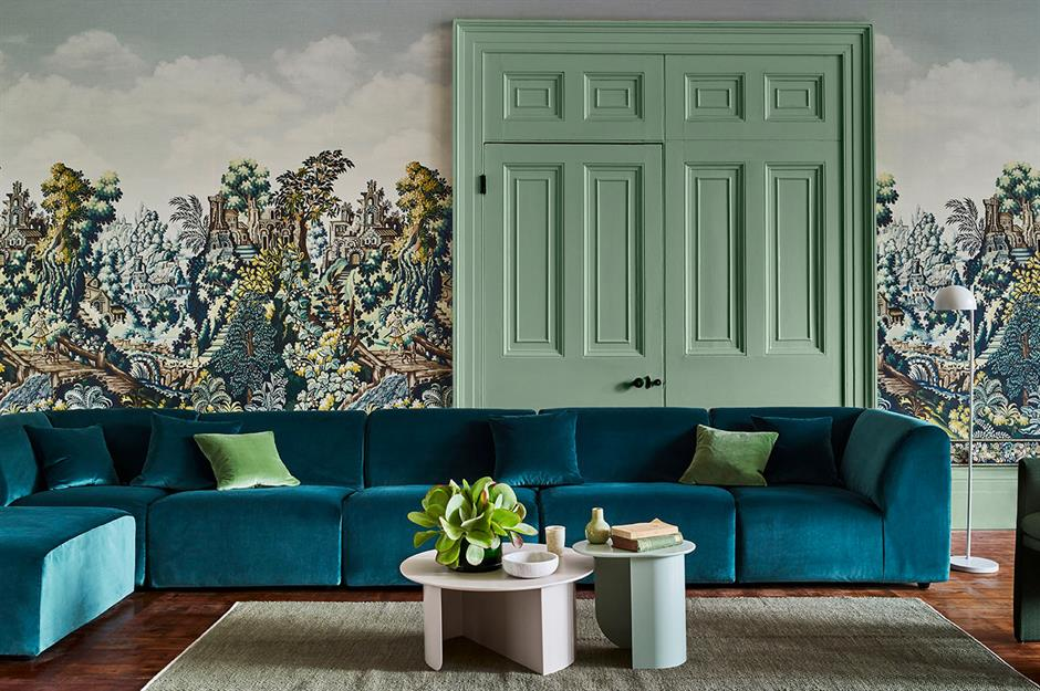 45 Stunning Wallpaper Ideas To Give Your Decor The Wow Factor Loveproperty Com