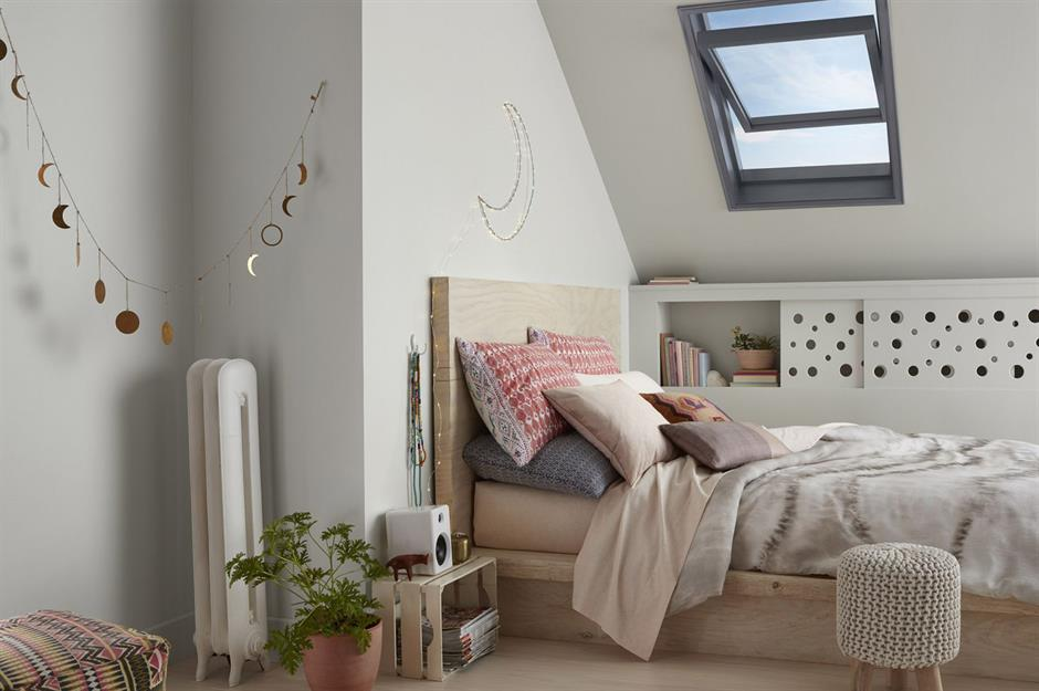 Inspired ideas for attic bedrooms | loveproperty.com
