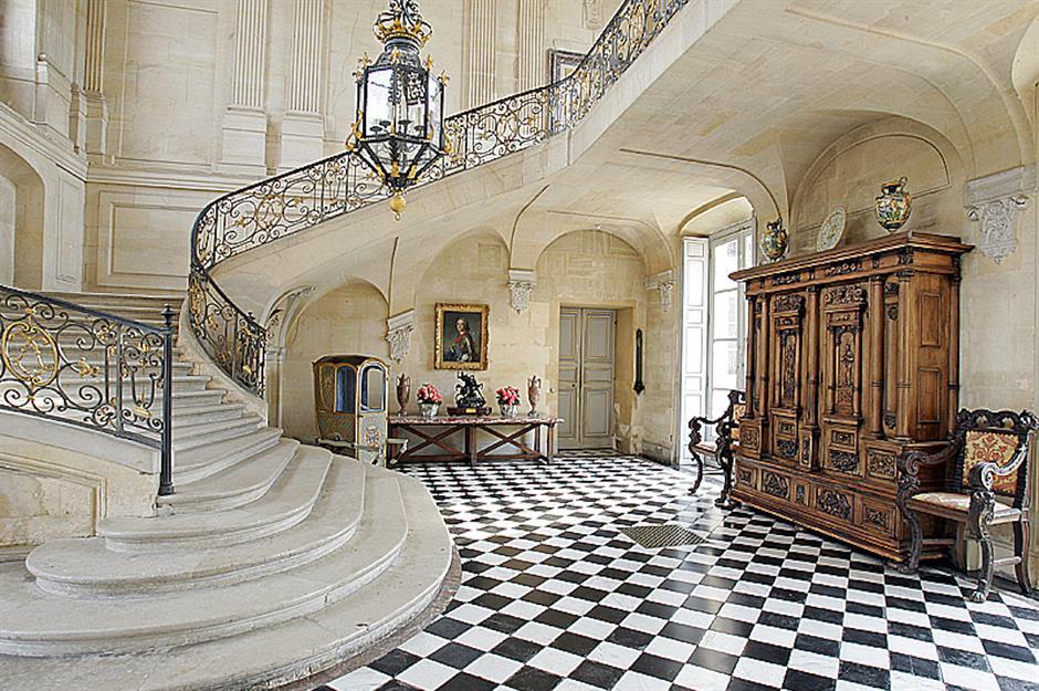 Château d'Anet, Dreux, France