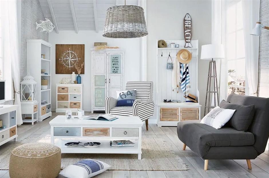 Coastal Decorating Ideas For Every Room