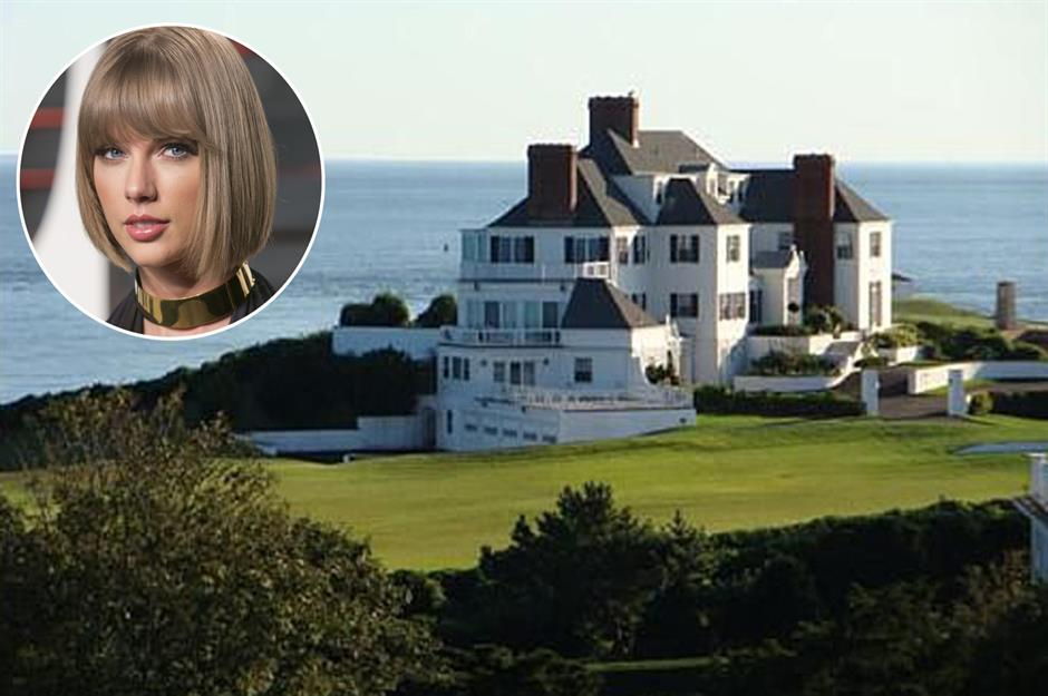 Celebrity Property Portfolios The Incredible Homes Of The Rich And Famous Loveproperty Com