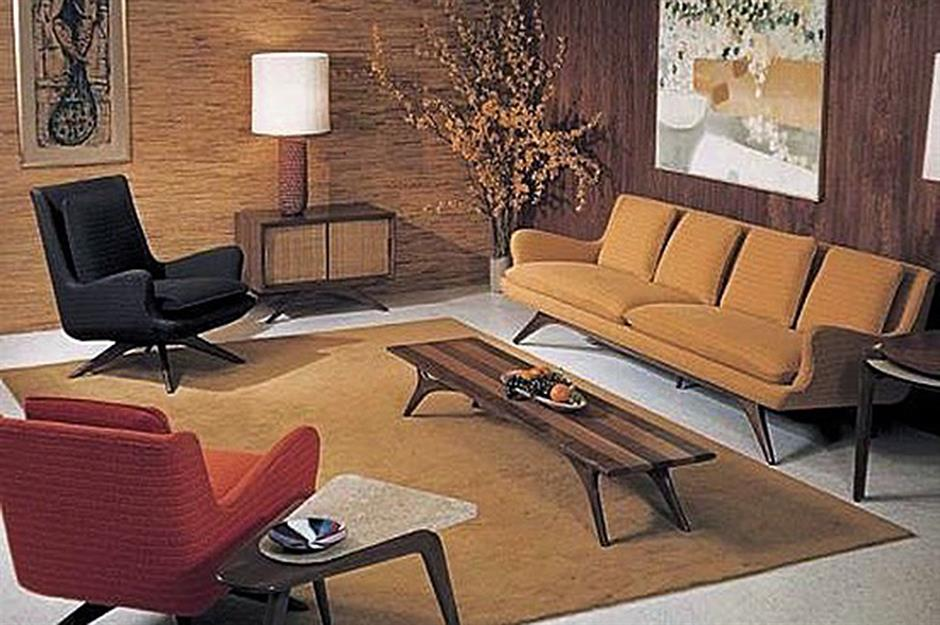 These Retro Living Rooms Are A Vintage Lover S Dream