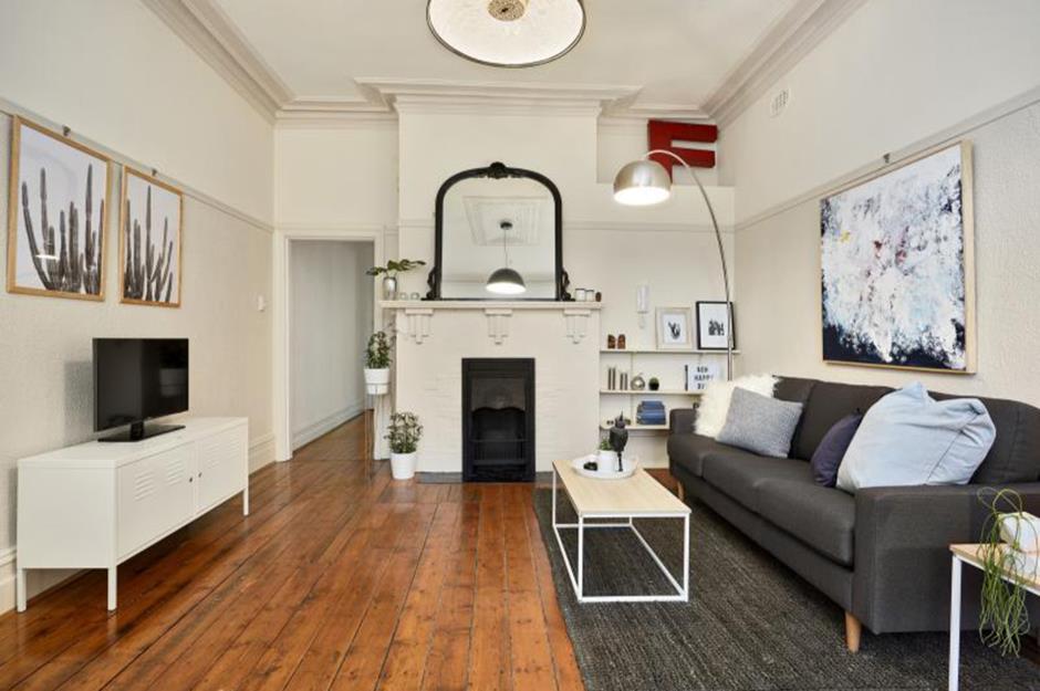 Art deco apartment victoria australia