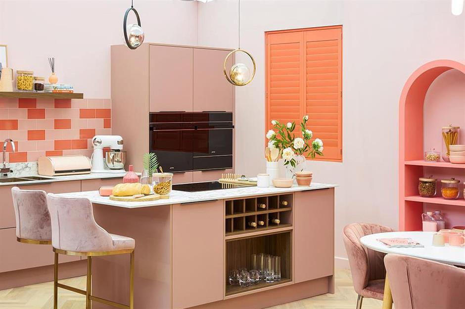 Bright ideas for colourful kitchens | loveproperty.com