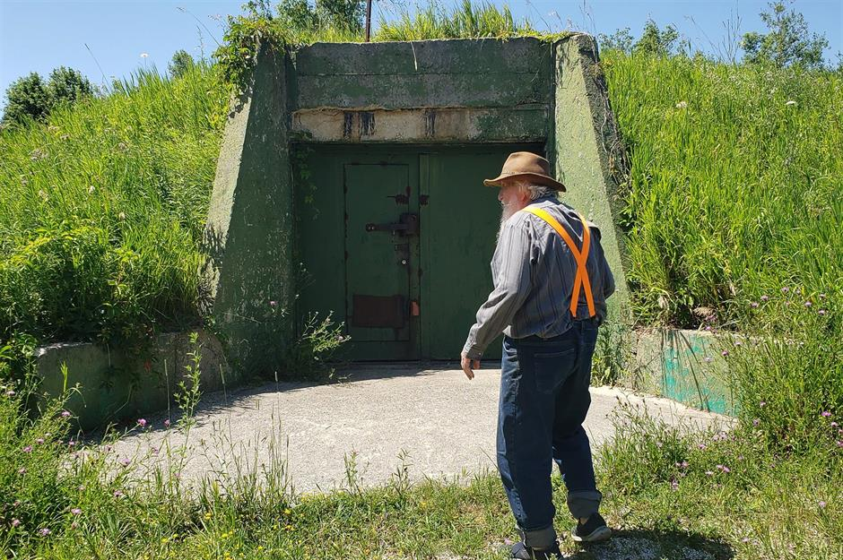 Backyard Bunkers You Won T Believe Are Real Loveproperty Com