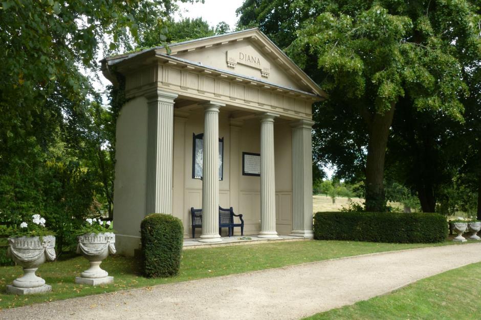 Diana S Memorial